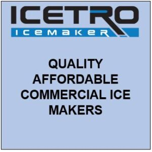 ICETRO COMMERCIAL ICE MAKERS