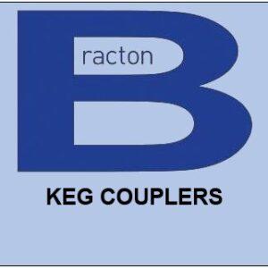KEG COUPLERS